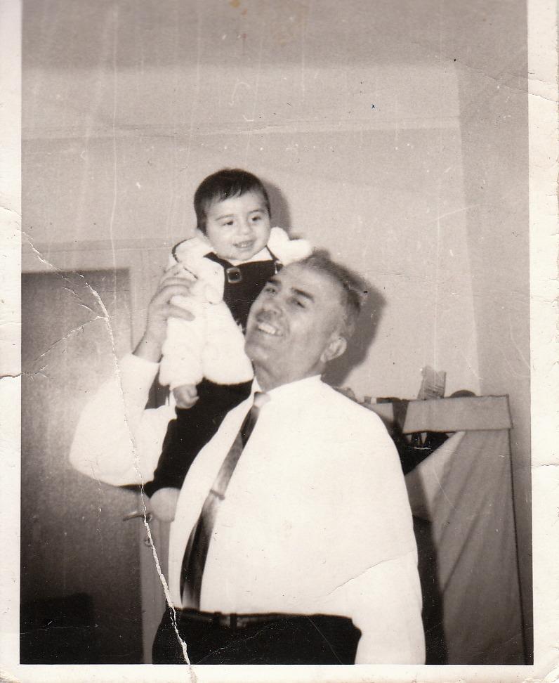 mein Opa und ich