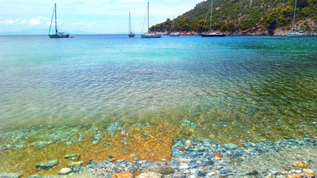 Limnonari Beach Skopelos - Platon Kiriazidis