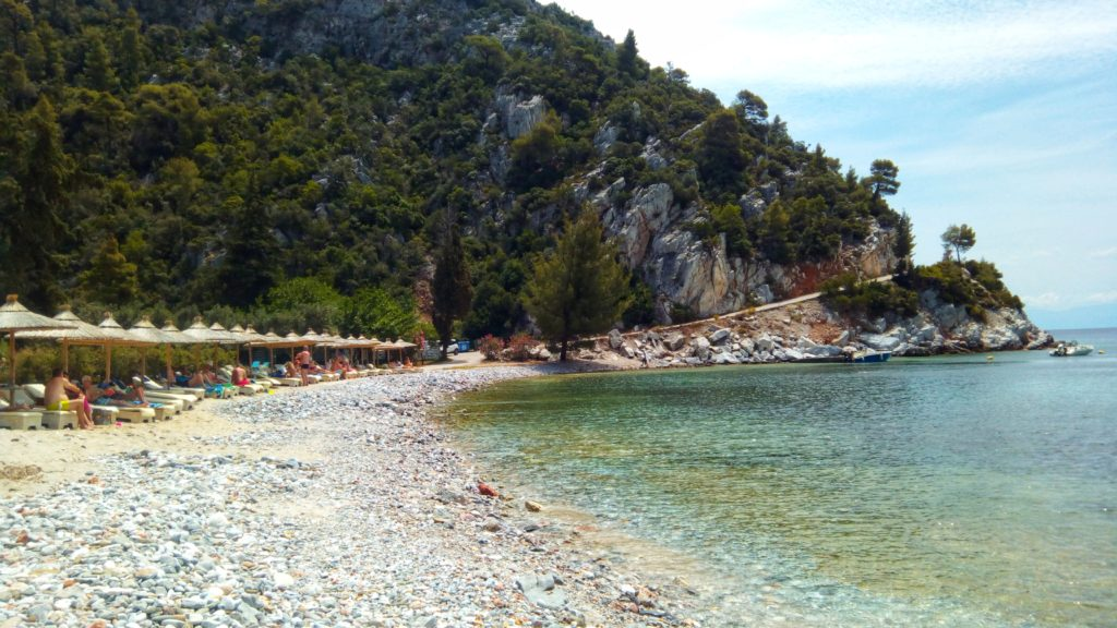 Limnonari Beach Paralia Skopelos - Platon Kiriazidis