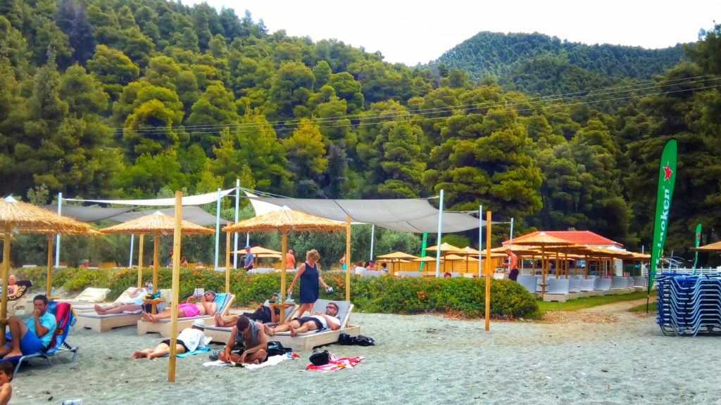 Kastani Beach Bar - Platon Kiriazidis