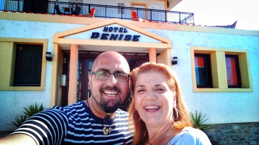 Maria and me Hotel Denise Skopelos - Platon Kiriazidis