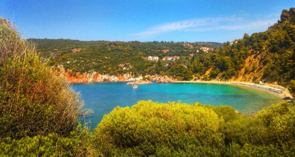 Stafylos Beach Paralia - Platon Kiriazidis