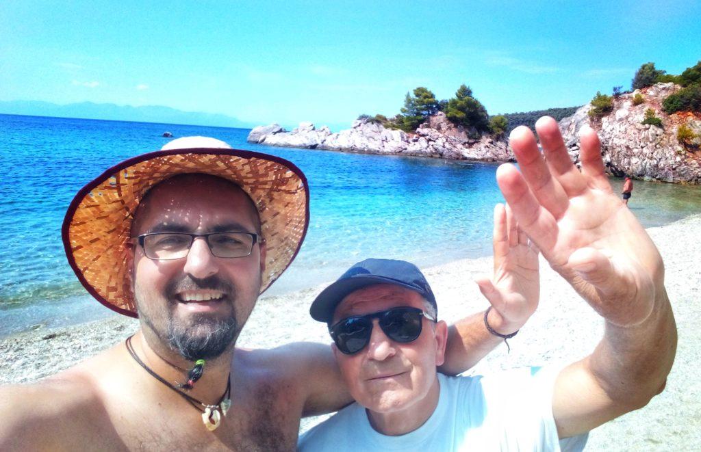 Skopelos Selfie Stafylos - Platon Kiriazidis