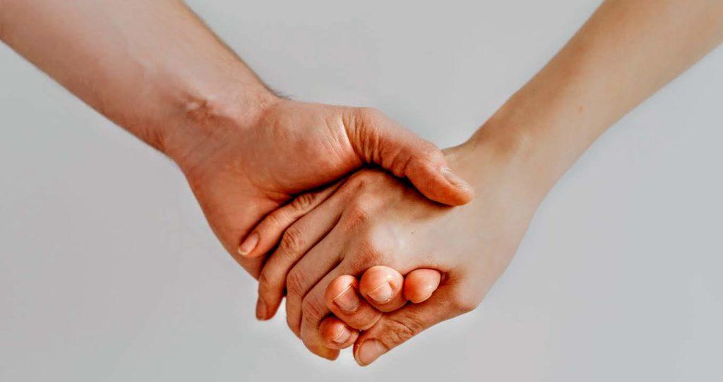Beziehung Balance psych-k Hand - Platon Kiriazidis