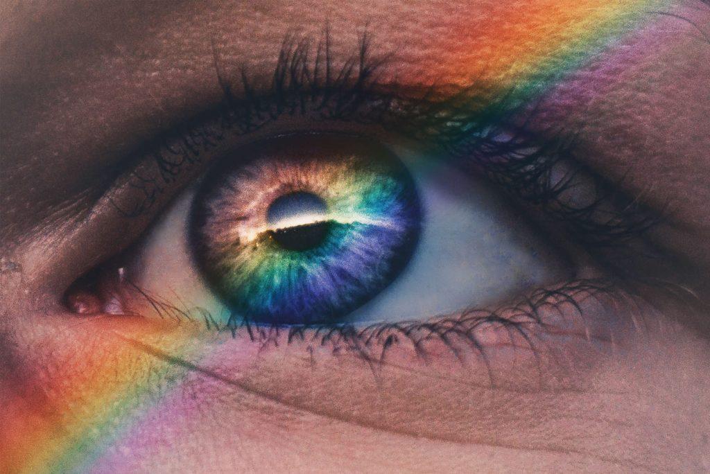 strahlendes Auge Effektive Veränderung- Platon Kiriazidis