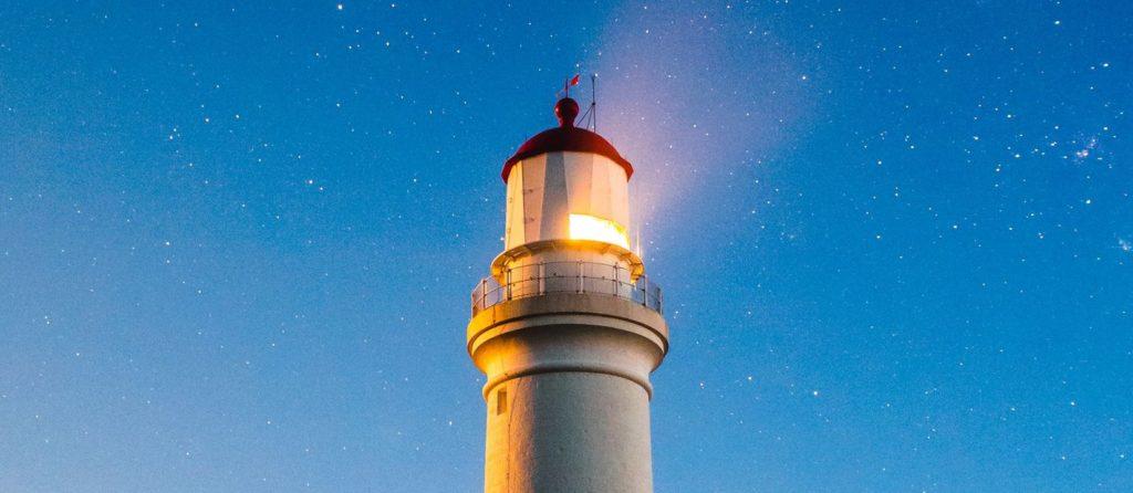 So geht ´s Leuchtturm - Platon Kiriazidis