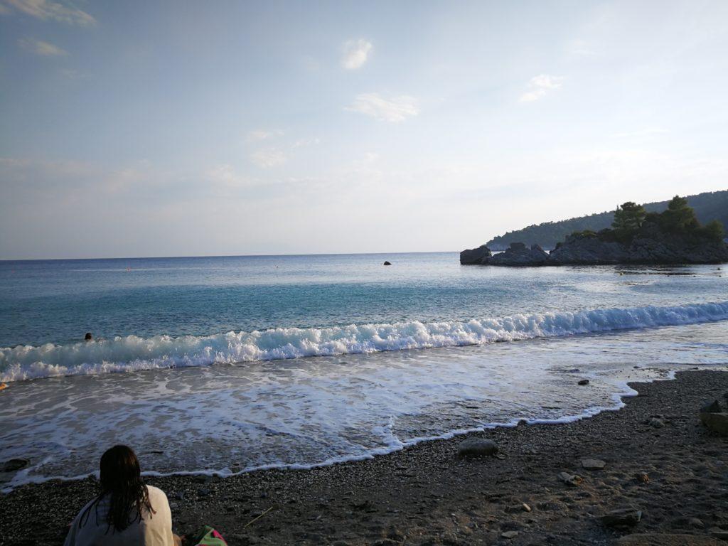 Stafylos Beach zweite Ansicht