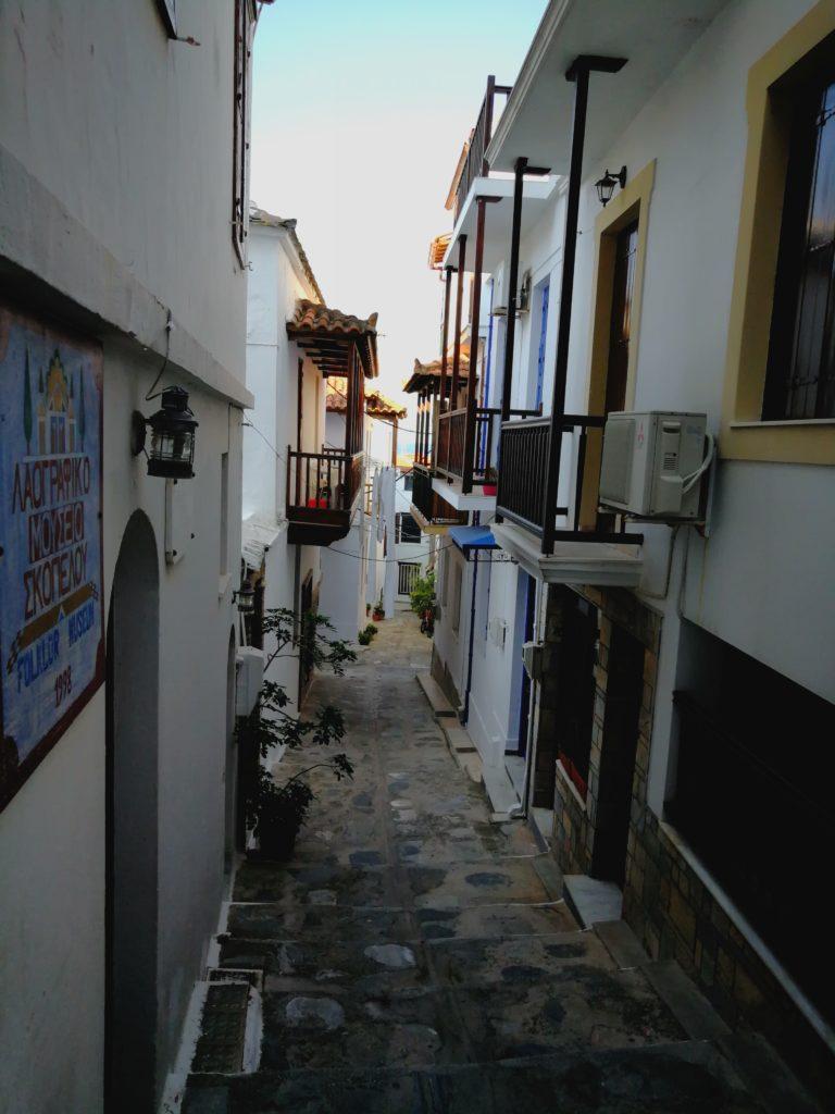 chora Skopelos