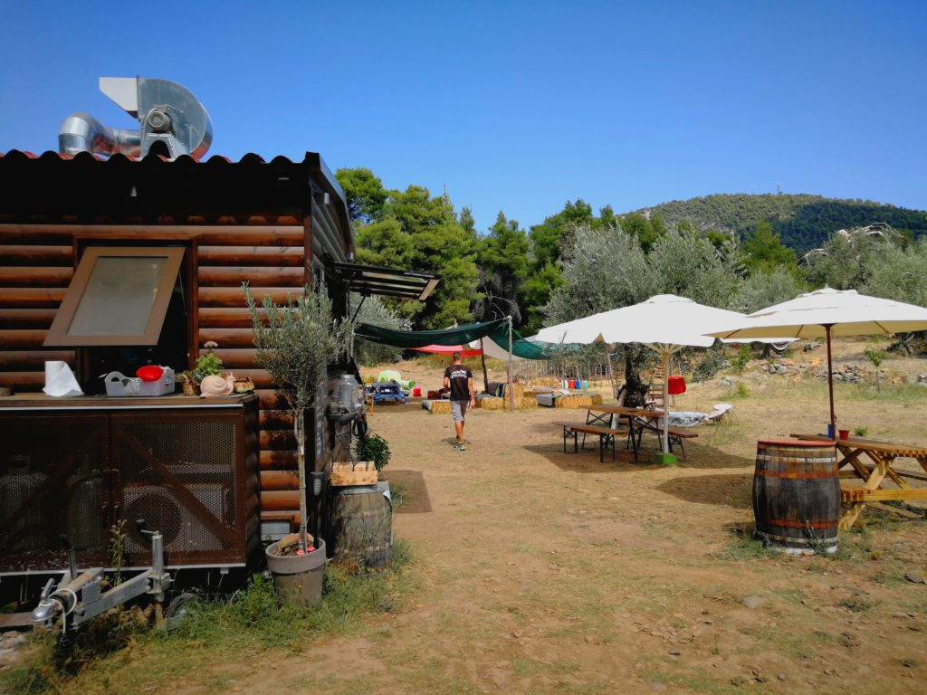 Skopelos Experience Street Food