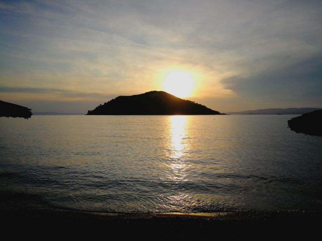 Sunset Milia