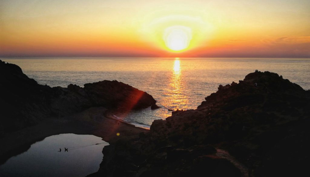 Sonnenuntergang Nas Ikaria_Platon Kiriazidis