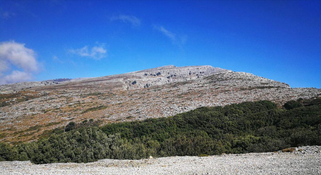 Berg auf Ikaria_Platon Kiriazidis