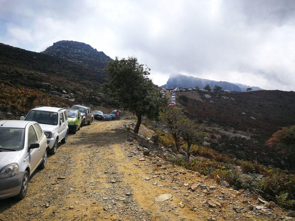 Der Weg zu Agios Stathis Panigiri Ikaria_Plton Kiriazidis