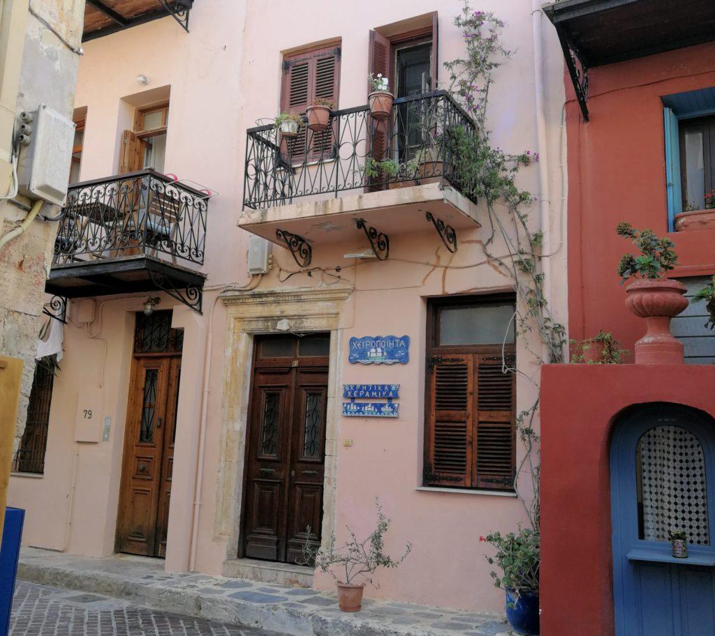 die Altstadt von Chania hat sehr viel Charme_Platon Kiriazidis