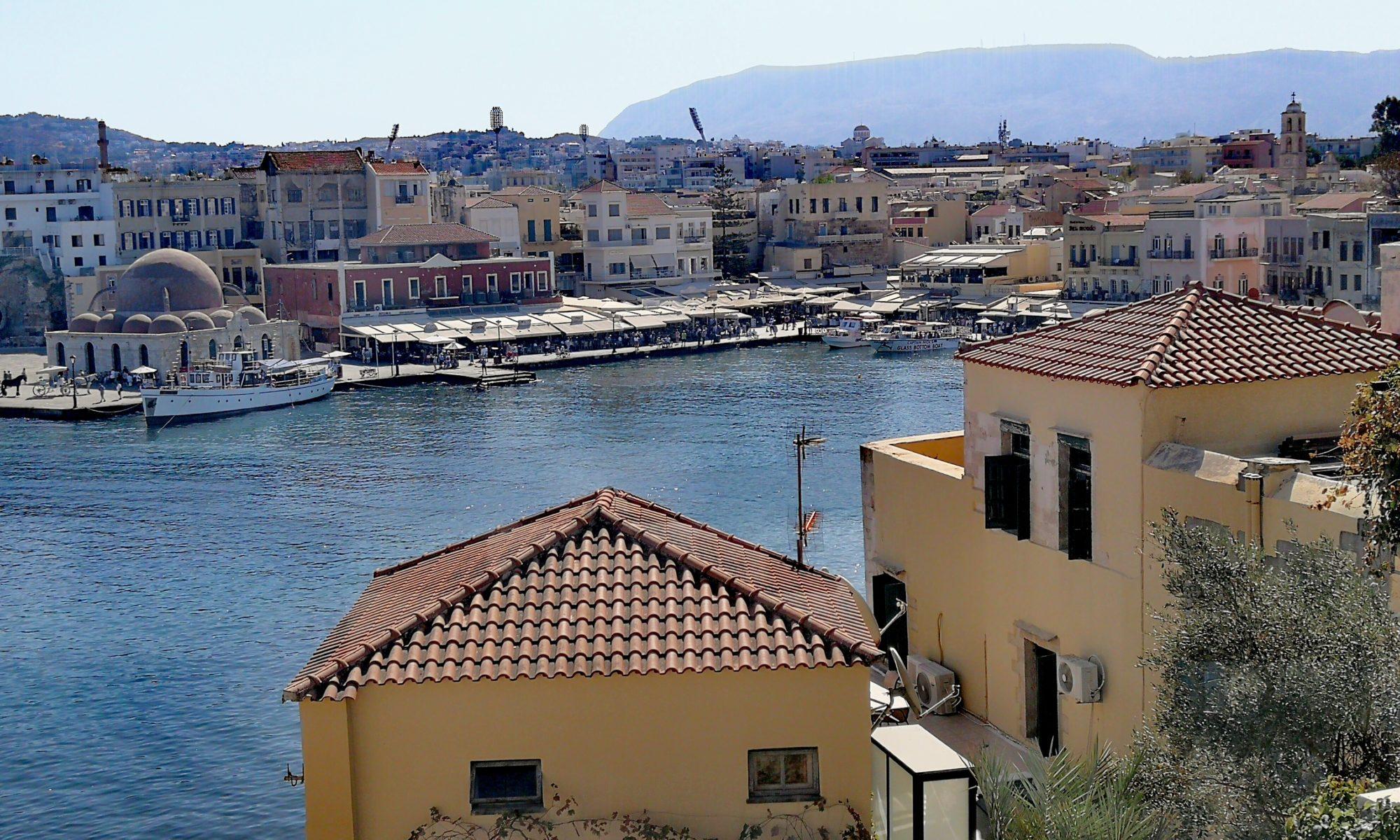 Chania Kreta Altstadt Platon Kiriazidis