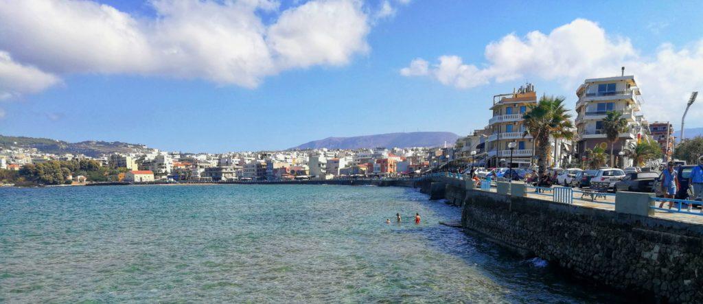 Die Ostküste von Chania neben der Altsstadt_Platon Kiriazidis