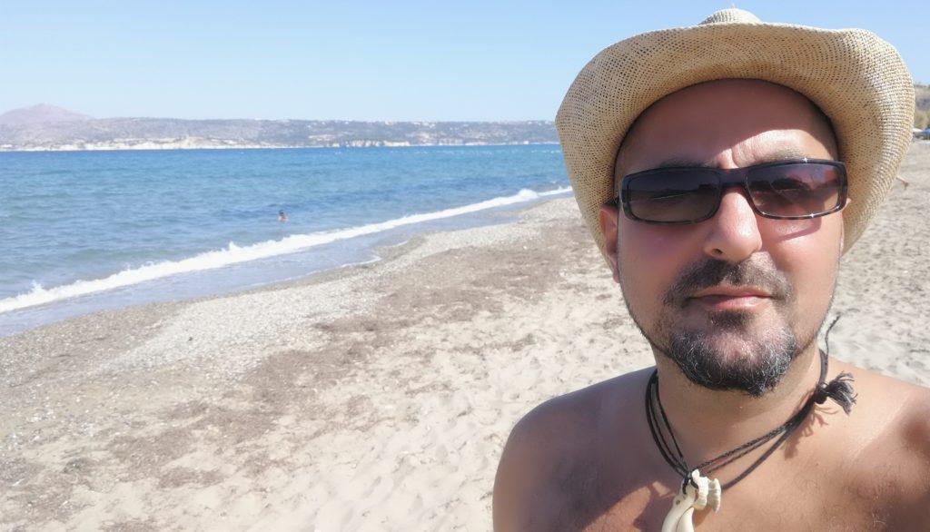 Der Sommer ist Ende September noch lange nicht vorbei auf Kreta_Platon Kiriazidis