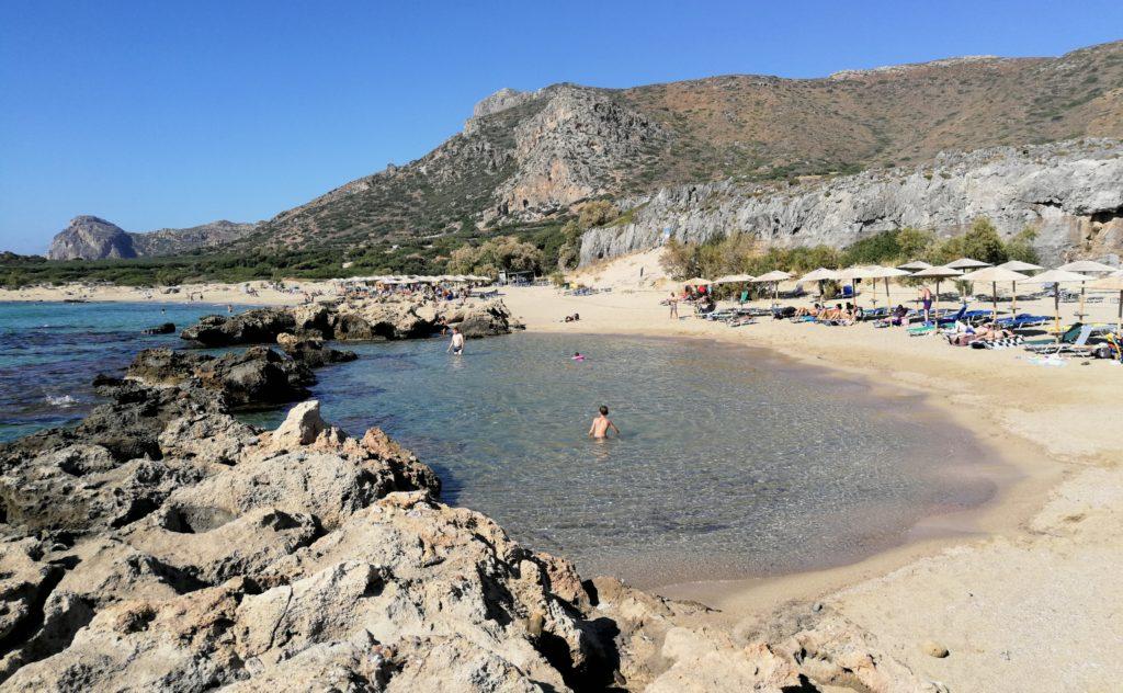 Zweite ansicht von Falasarna Beach, Nordwesten Kreta_Platon Kiriazidis