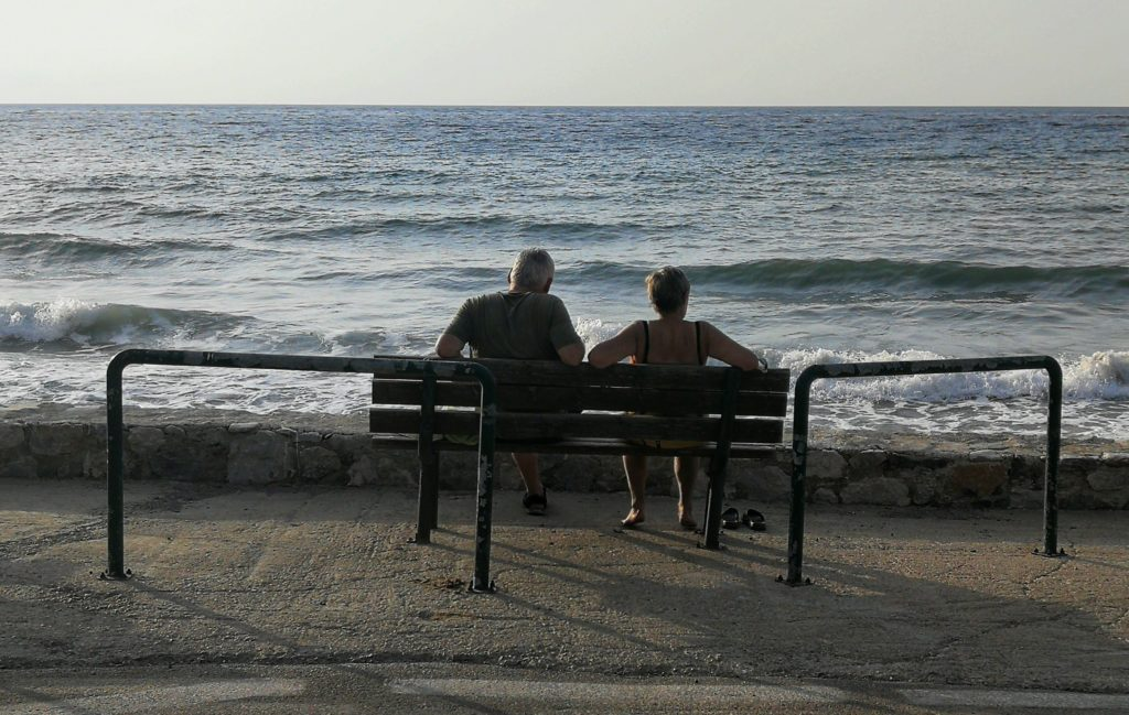 Polyrizo am Morgen, ruhig und erholsam_Platon Kiriazidis
