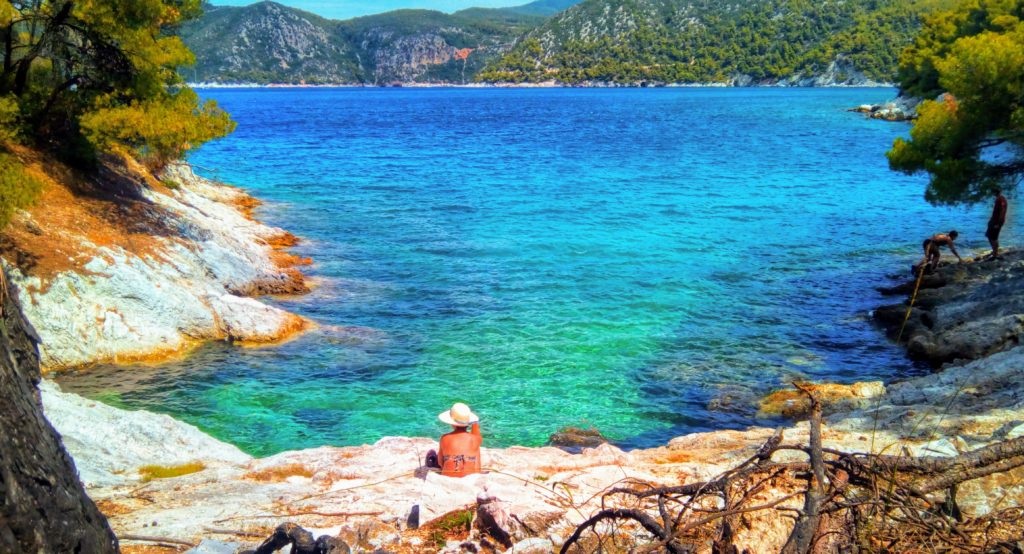 Lebe erfüllt!-Urlaubsseminare auf Skopelos - Platon Kiriazidis